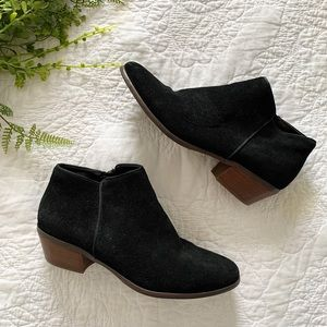 Crown Vintage Shoes - CROWN VINTAGE Tabitha Bootie - Black